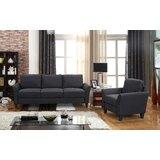 Ciupan 2 Piece Standard Living Room Set by Red Barrel Studio®