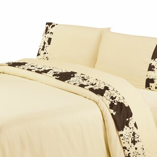 Bader 350 Thread Count Sheet Set by Loon Peak Spacial Price