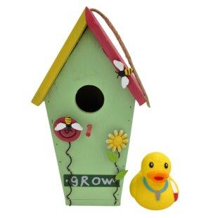 Topsy Turvy Birdhouse Image