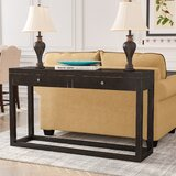 Brunello 56 Solid Wood Console Table by Bernhardt
