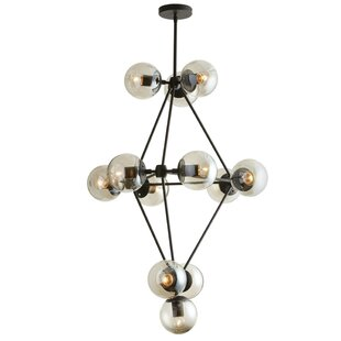 Corrigan Studio Lyle 12-Light Chandelier