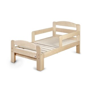 Yappygrow Convertible Toddler Bed By YappyKids