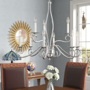 Alcott Hill Hibbitts 9-Light Chandelier