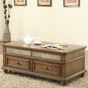 A&J Homes Studio Eli Coffee Table with Lift Top