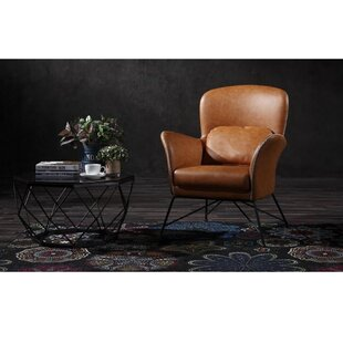 Arnott Leather Guest Chair