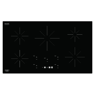 Chef 36 Induction Cooktop with 5 Burners