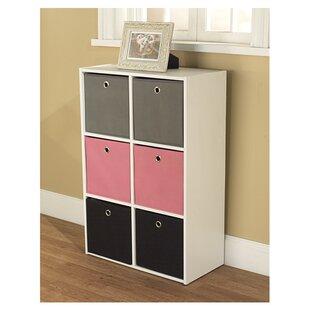 Storage Case Cube Unit Bookcase by TMS