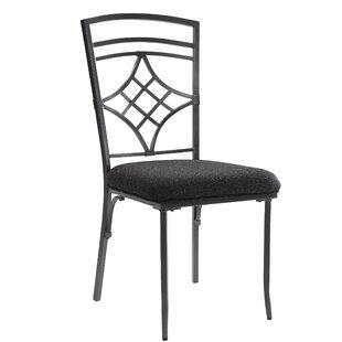 Ceasar Dining Chair (Set of 2) by Fleur De Lis Living