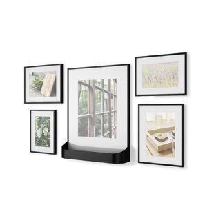 """Tree Ribbon Wall Mount Wire Frame Greeting Card Holder 4x6/"""" Photo Display Brass"""