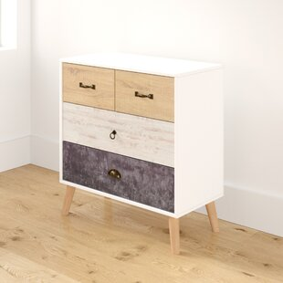Briella 4 Drawer Chest By Zipcode Design