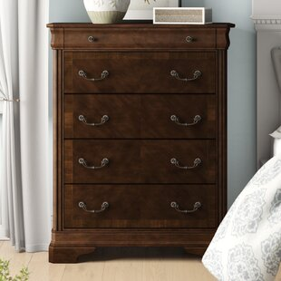 Johnston 5 Drawer Chest by Birch Lane™ Heritage