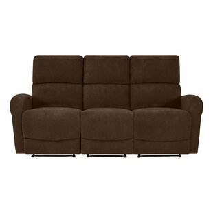 Bargain McCook Recliner Sofa by Winston Porter Reviews (2019) & Buyer's Guide