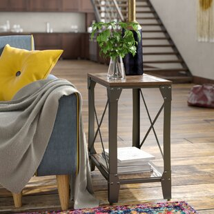 Heritage Hills End Table by Tr..