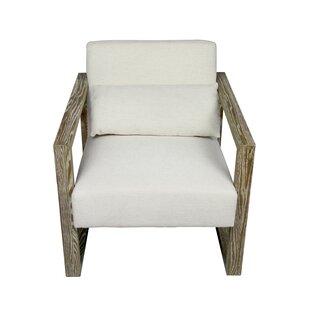 Gracie Oaks Charland Armchair