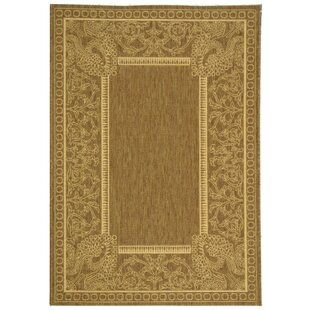 Compare & Buy Catori Brown/Natural Rug by World Menagerie
