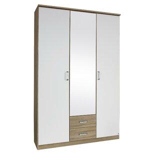 Gandra 3 Door Wardrobe By Rauch