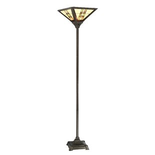 Savings Amboise 70.5 Torchiere Floor Lamp By Loon Peak