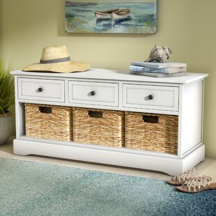 McKinley Storage Bench By Beachcrest Home