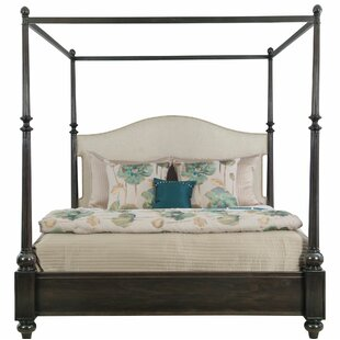 Bernhardt Sutton House Queen Upholstered Panel Bed