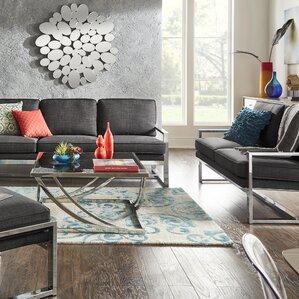 Trent Austin Design Adalbert Metal Living Room Set