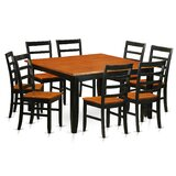 Teressa 9 Piece Dining Set by Alcott Hill®