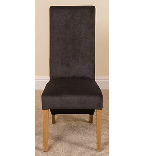 Millicent Curved Upholstered Dining Chair By Marlow Home Co.