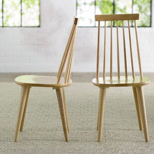 Clarence Solid Wood Dining Chair (Set of 2)