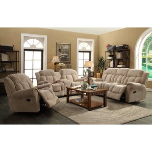 Red Barrel Studio Heidrick Reclining Loveseat