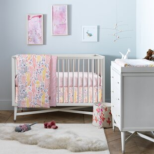 Online Reviews Boheme Nursery Crib Bedding Set By DwellStudio