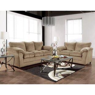 Endsley 2 Piece Living Room Set by Red Barrel Studio