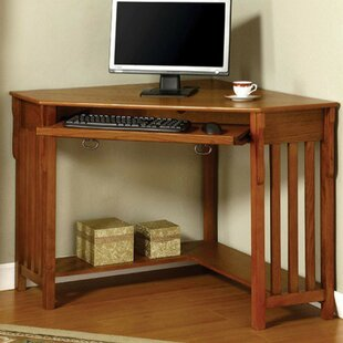 Hobson Corner Desk by Alcott Hill New