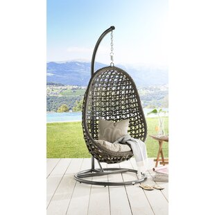 Vasilia Hammock With Stand And Cushion By Bay Isle Home