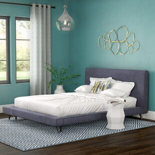Gilbertson Upholstered Platform Bed