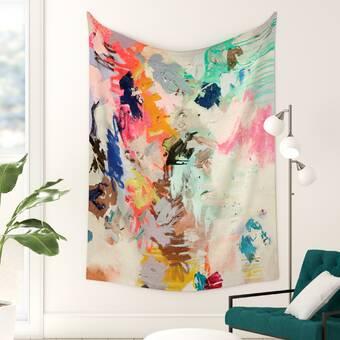 World Menagerie Polyester Uncut Noren Doorway Wall Hanging Wayfair