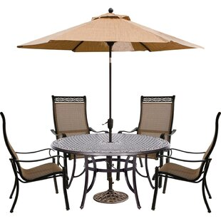 Buariki 6 Piece Dining Set