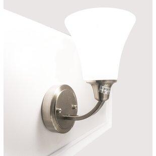 Helmsley 1-Light Bath Sconce by Ebern Designs