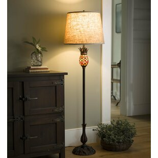 Blue Stained Glass Floor Lamp Wayfair