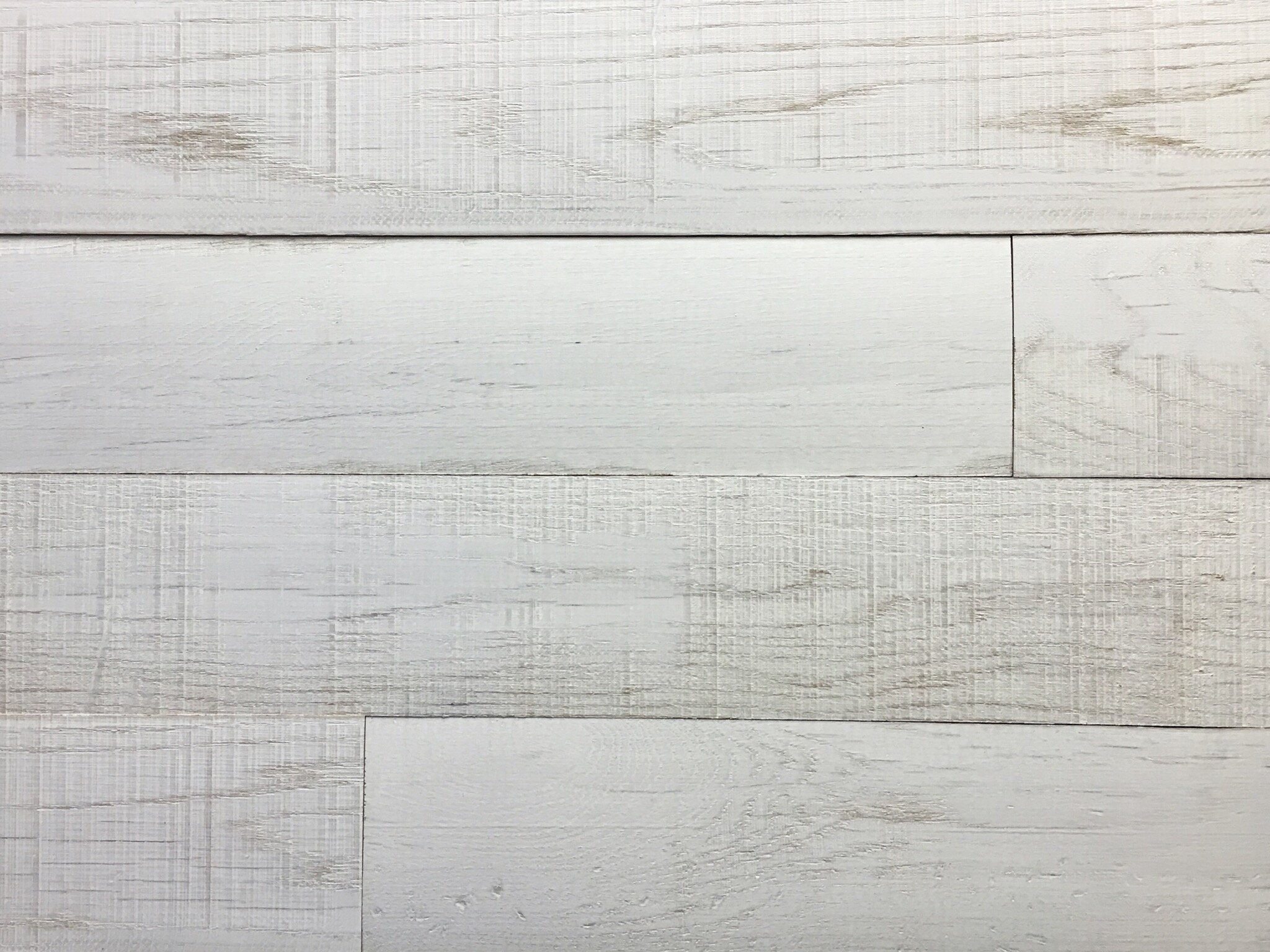 Rustick Wall Co 60 American White Oak Wall Paneling In White Wash