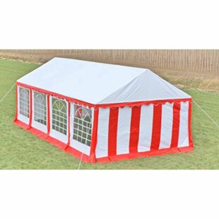 Sariah 8m X 4m Steel Party Tent By Sol 72 Outdoor
