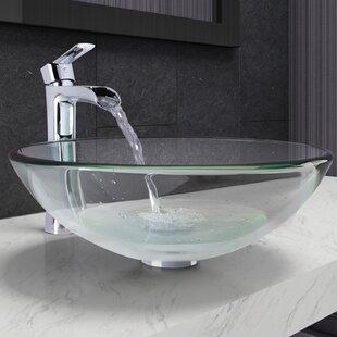 VIGO Crystalline Glass Cir..
