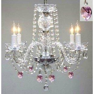 House of Hampton Joyal Candle Style Chandelier