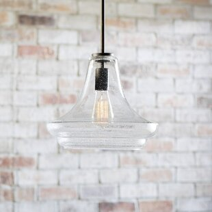 Jewell 1-Light Teardrop Pendant by Laurel Foundry Modern Farmhouse