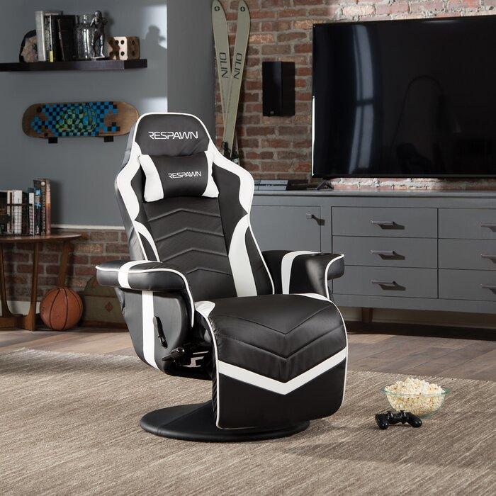 Fine Respawn Recliner Racing Game Chair Uwap Interior Chair Design Uwaporg