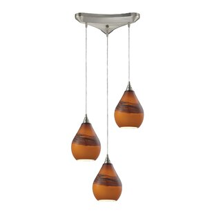 Ebern Designs Mellinger 3-Light Pendant