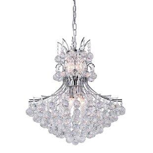 Trenton 10-Light Crystal Chandelier
