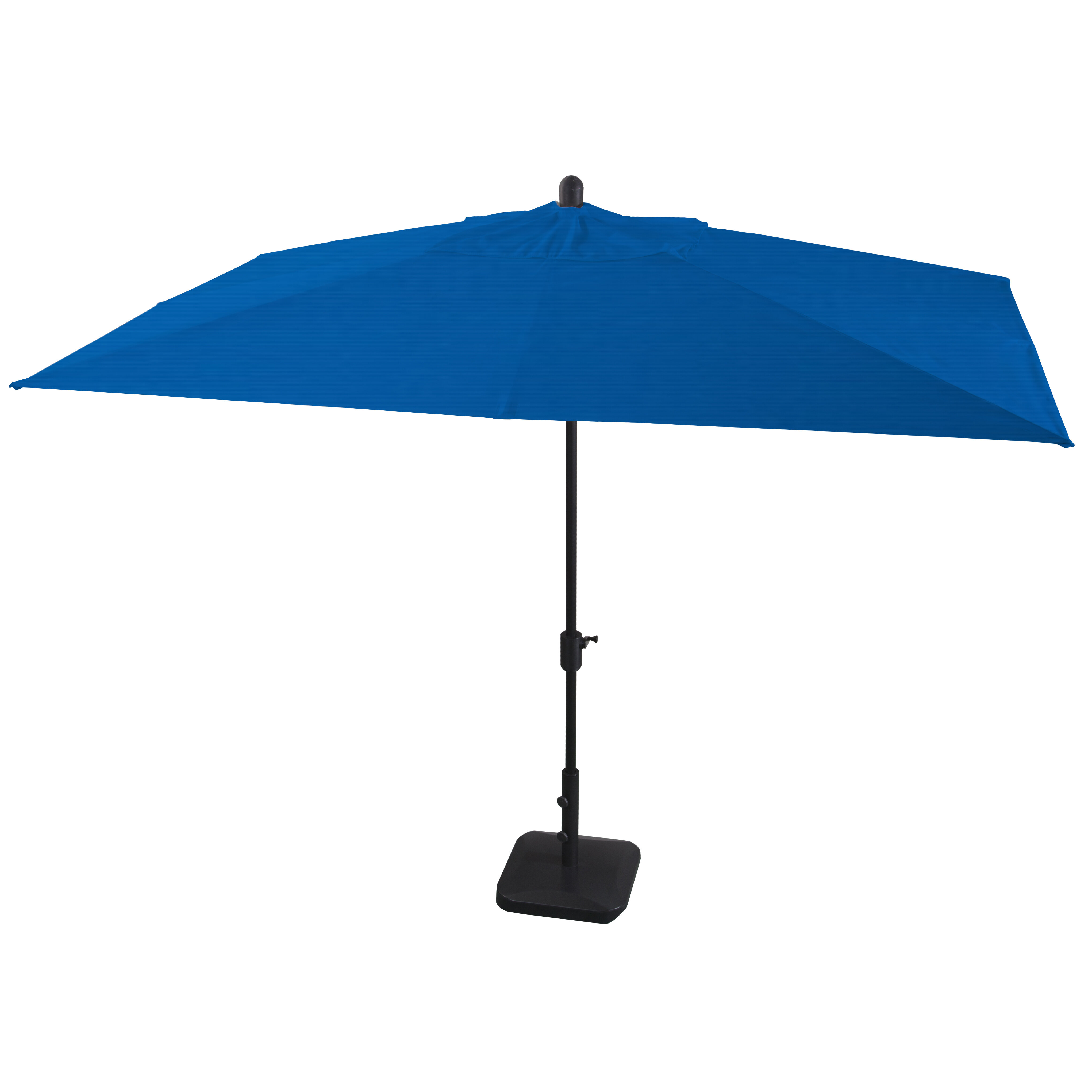 Breakwater Bay Wieczorek 118 X 78 Rectangular Market Sunbrella Umbrella Reviews Wayfair