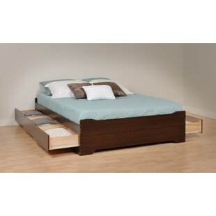 Zipcode Design Oleanna Storage Platform Bed