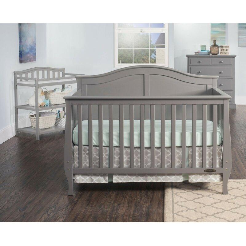 Child Craft Camden 4 In 1 Convertible Crib Reviews Wayfair