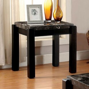 Grealish Sturdy End Table