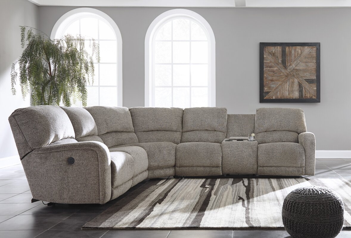 living sectional toletta sec modular by mod ashley sectionals design granite recliner reclining signature sd